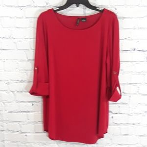 🌷New Direction Tunic Size L Blouse top